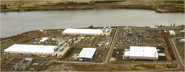 Googleplex Oregon
